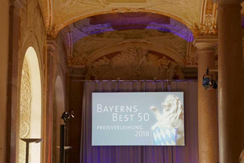 zeitconcept erhält Auszeichnung BAYERNS BEST 50